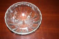 Antique Glass Fruit Bowl Châteauguay