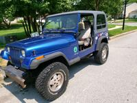 Jeep - Wrangler - 1995 Washington