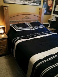 Exotic bedroom set for sale 8 pieces Penhold, T0M