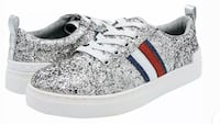 Tommy Hilfiger Big Girls Sneakers Size 3 and 4 Greenbelt, 20770