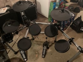 Simmons SD500 Electric Drums