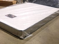 New double/ full  mattress Delivery 30