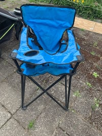 Camping high chair   White Rock, V4B 3G5