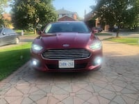 2014 Ford Fusion Richmond Hill