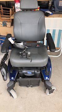 Black and blue mobility scooter Rio Rancho, 87124