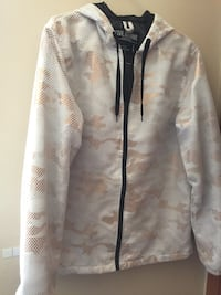 White and Gold Camo Net Jacket  Simcoe, N3Y 1E4