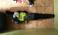 black and green cordless power drill Akron, 44312