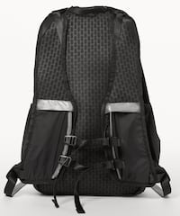 black and gray hiking backpack Toronto, M5H