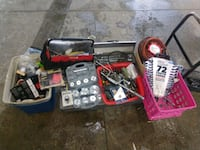 HUGE LOT OF RANDOM TOOLS Villa Park