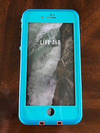 Brand new lifeproof case for iphone 7+