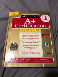 A plus certification book St. Catharines, L2M