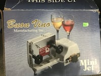 Buon Vino Mini Jet Wine Filter System St Albert