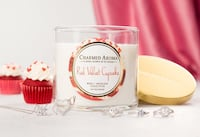 Charmed Aroma Red Velvet Ring and Necklace Candle Langley, V2Y 0E8