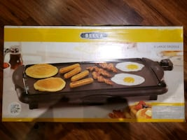 Bella X Large Electric Griddle
