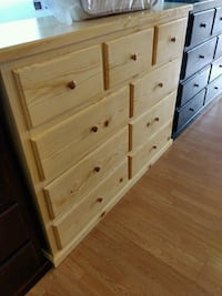Beautiful wood dresser  Mission Viejo