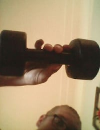 black dumbbell London, N5Y 3M1