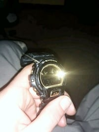 Gold and black gshock watch Pomona, 91767