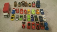 20+ toy cars Vancouver, V6P 4T1