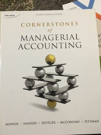 Accounting book.