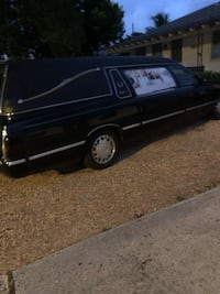 Cadillac - hearse - 1999 Lake Worth