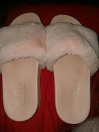 pair of white UGG boots Wichita, 67212
