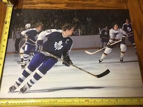 GREAT HOCKEY POSTERS - SET OF 4