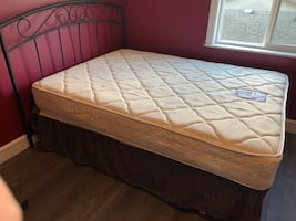 *price reduced* Double Bed set