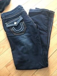 Woman's true religion jeans Mississauga, L5H