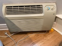 GE throught the wall AC (230V)