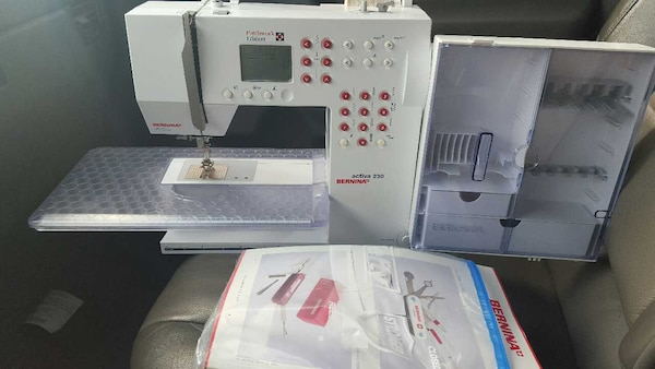 Used Sewing Machine Bernina Activa 40 For Sale In Houston Letgo Awesome Used Sewing Machines