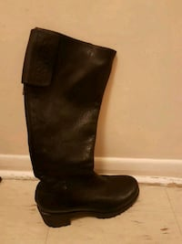 Leather boots  Toronto