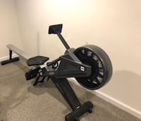 Row Machine BH LK500RW