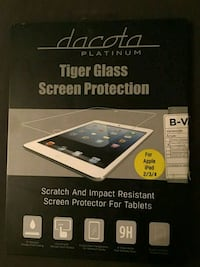 Ipad screen protector for ipad 2/3/4 , 0364