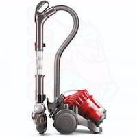 Dyson DC32 Canister Vacuum - Excellent Condition