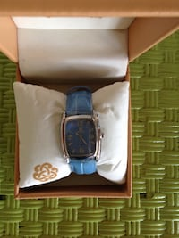 silver and blue analog watch Valparaiso, 46383