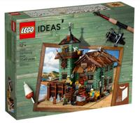 Lego Old Fishing Store - New