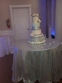 Cake and Dessert Stands $35 each rental Vaughan
