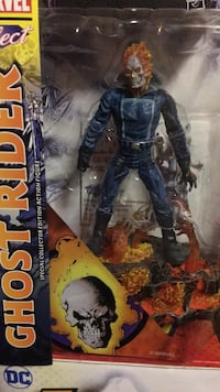 Ghost Rider Special Collector New York, 10451
