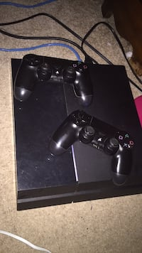 PS4 w all cords and 2 controllers. HMU for more 995 mi