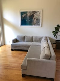 Custom Sectional Sofa SANTAMONICA