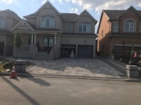 Interlocking and landscaping to start off your summer beautiful design Toronto