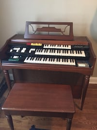 Wurlitzer Piano with Bench