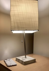 Marble Base Table Lamp Toronto, M6H 2Y8