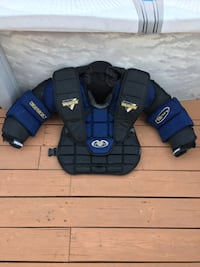 Vaughn Goalie Chest Protector Mississauga, L5N