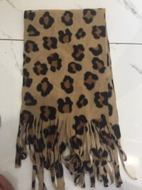 black and brown leopard print sleeveless dress Surrey