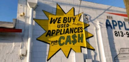 cash for used appliances