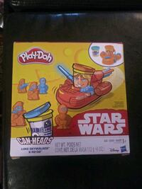 Star Wars Can Heads play doh