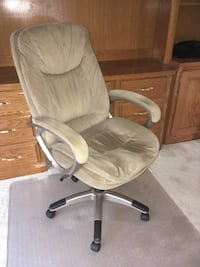 Executive Microfiber Desk Chair