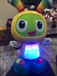 Fisher price talking robot like new  Saint Charles, 60175