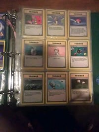 40 different Pokemon trainer cards Osage Beach, 65065